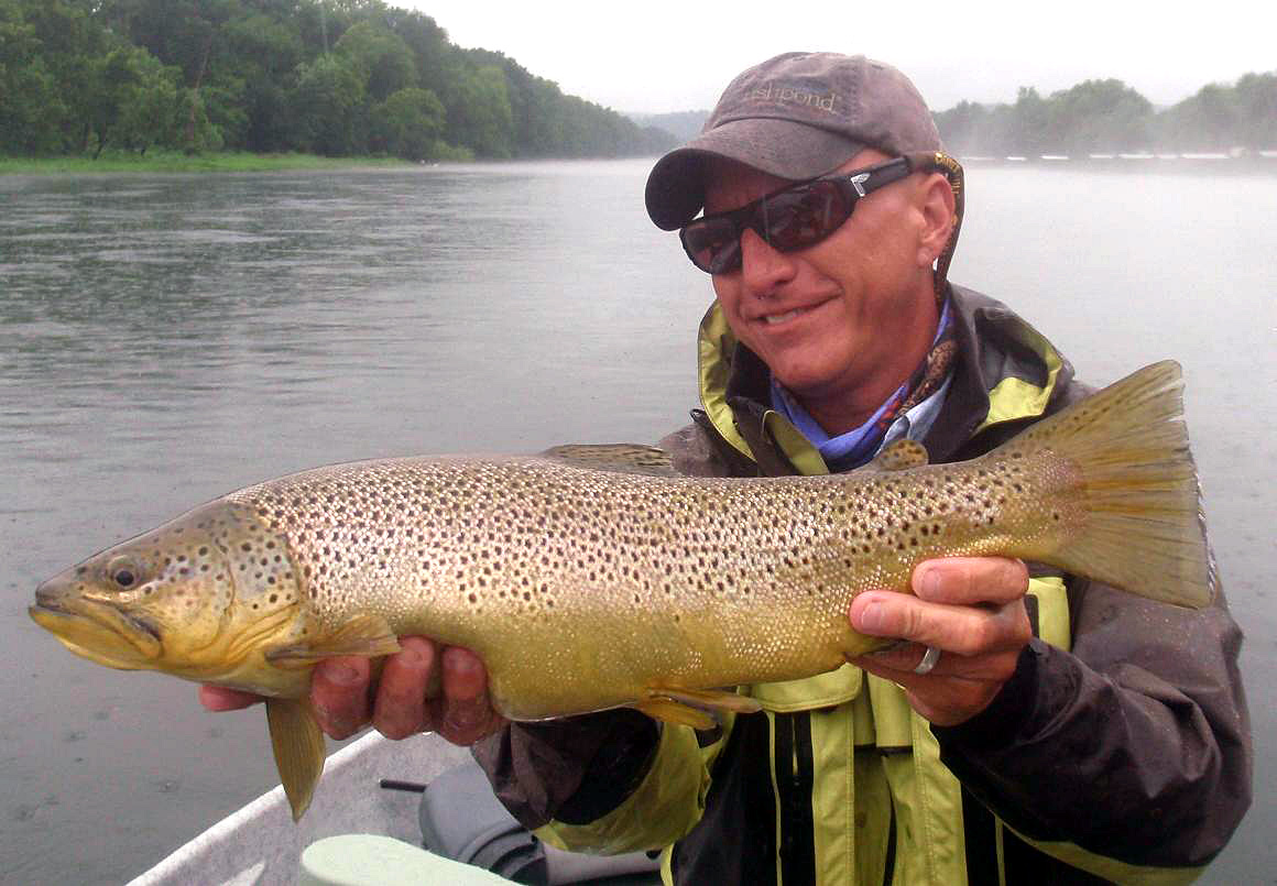 Hogs on the fly arkansas fly fishing guide report for Fly fishing arkansas