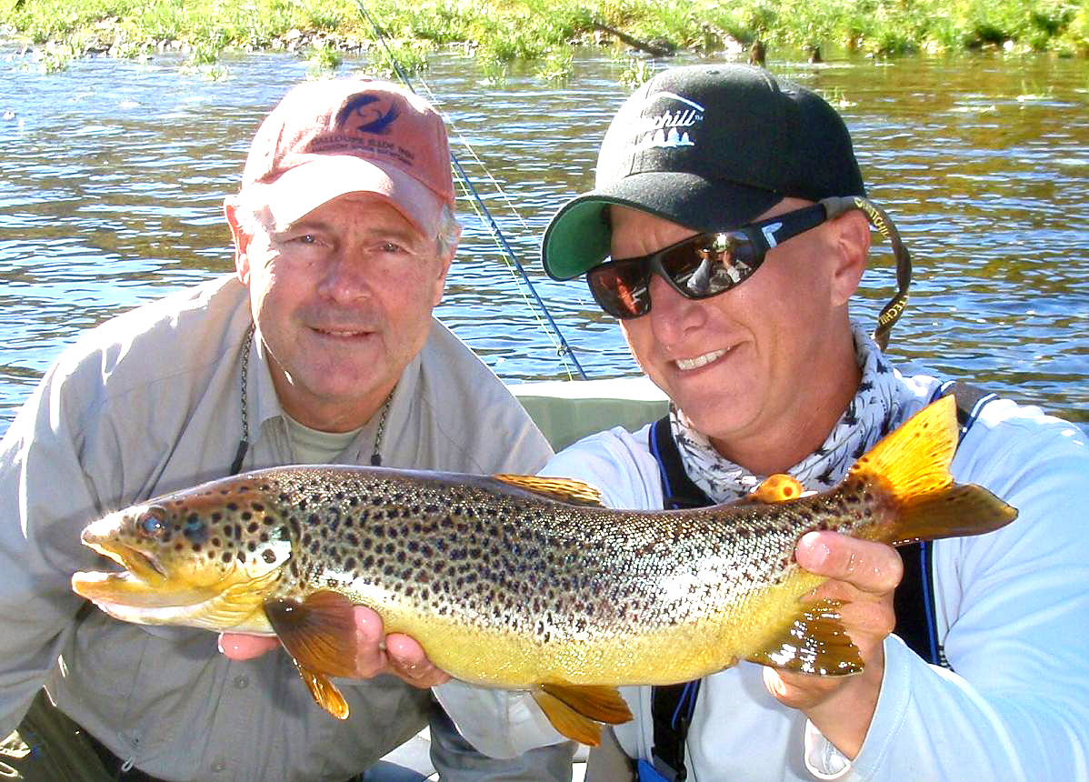 Hogs on the fly arkansas fly fishing guide white river for White river arkansas fishing report